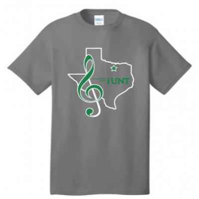 UNT College of Music T-Shirt