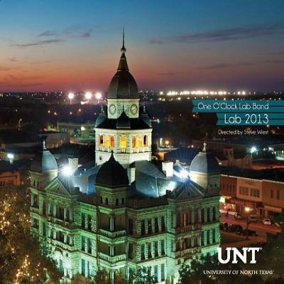 Lab 2013 Cover - Denton Square Courthouse